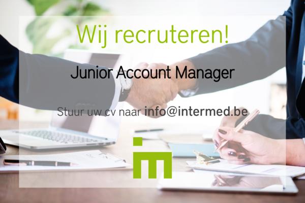 Ben jij de Junior Account Manager die we zoeken?