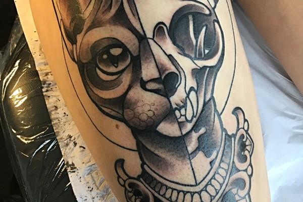 Nina-cat/skull