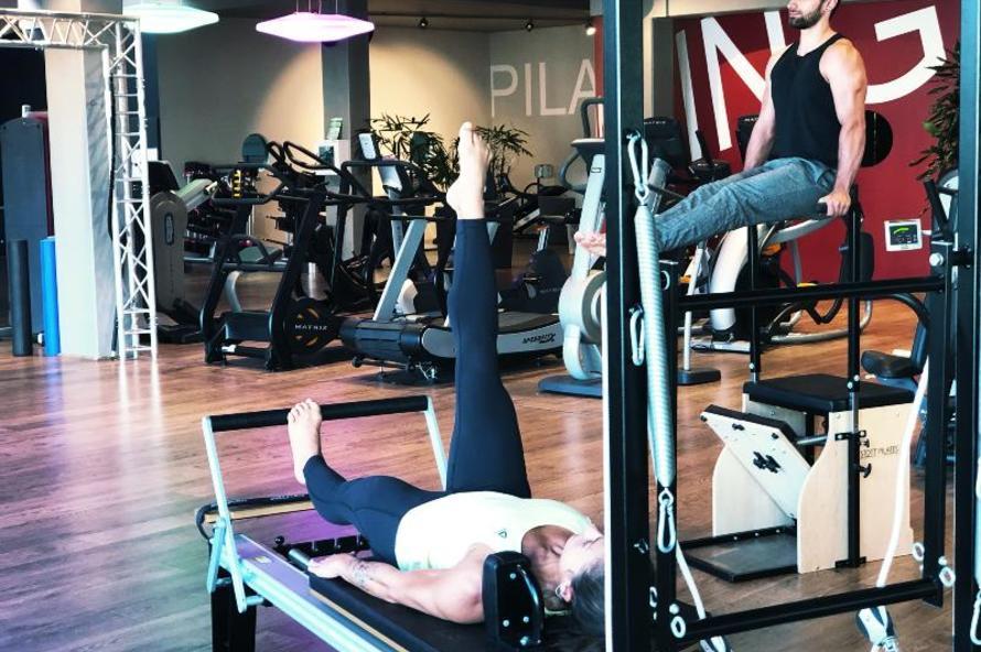 Personal Training / Studio Pilates