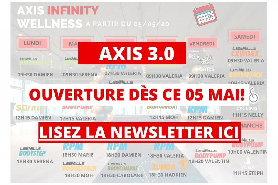 Axis Wellness 3.0