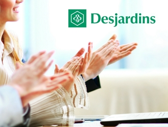 The Desjardins Group has been awarded the prize for Co-operative of the Year
