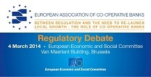 EACB Regulatory debate-4th March in Brussels