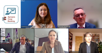 EACB webinar Apropos Coop Banking : The importance and significance of membership in European co-operative banks