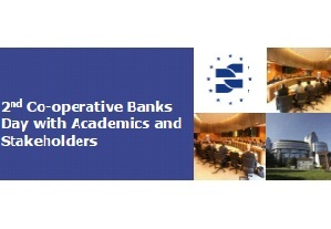 Second Co-operative Banks Day with Academics and Stakeholders on the 14th of May 2013 at the European Parliament