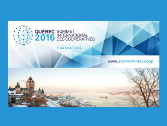 International Summit of Co-operatives 2016 Québec