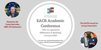 EACB Academic Conference - Presentations, background documents and pictures AVAILABLE NOW