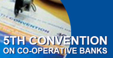 5th Convention on co-operative banks