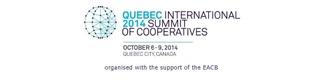 International Summit of Co-operatives 2014 Québec