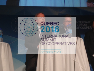 Mr. Hofmann's interview - #ISCOOP16