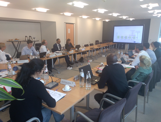 EACB Financial markets working group experts meet in Brussels