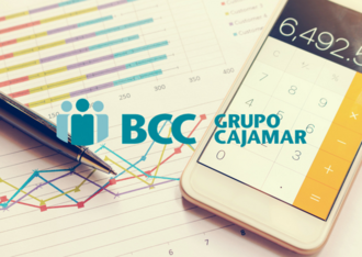 BCC Grupo Cajamar's results for the year 2016