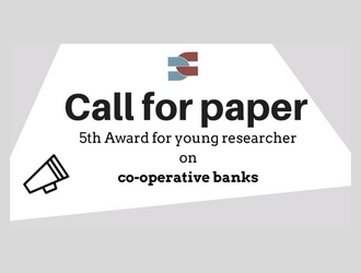 DEADLINE EXTENDED ! CALL FOR PAPERS - 5th EACB Award for Young Researchers on Co-operative Banks