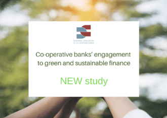 Co-operative banks' engagement to green and sustainable finance