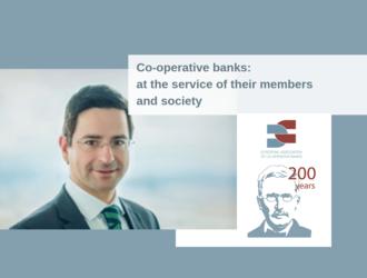 Interview of J. Rehulka, Executive Director of Fachverband der Raiffeisenbanken, for the 200th Raiffeisen Anniversary
