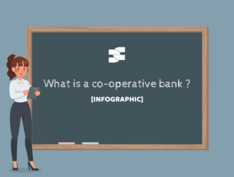 What is a co-operative bank ?
