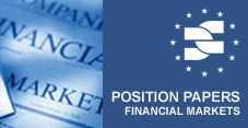 EACB position on the consultation by the Commission Services on the review of MiFID