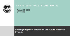 "Merits of co-operative banking highlighted by the IMF staff note ""Redesigning the contours of fututre financial system"""
