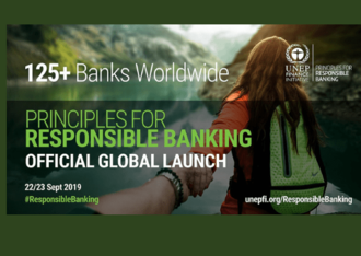 Press release - Six co-operative banking groups signatories of the United Nations' Principles for Responsible Banking