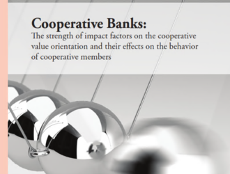 Cooperative banks: The strength of impact factors on the cooperative value orientation and their effects on the behavior of cooperative members