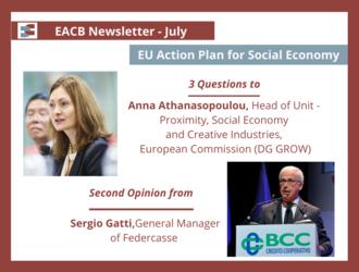 EACB Newsletter 41 - July 2021