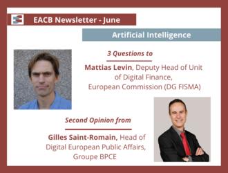 EACB Newsletter 40 - June 2021