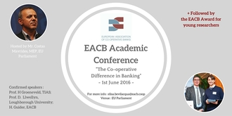 The EACB Academic Conference