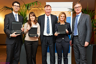 First EACB Award for Young Researchers on Co-operative Banks