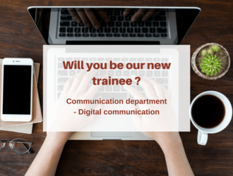Internship offer: Digital communication