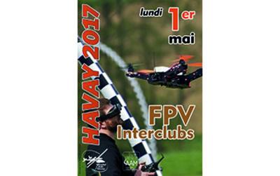 Concours F3U (FPV Racing) au Model Club Havay