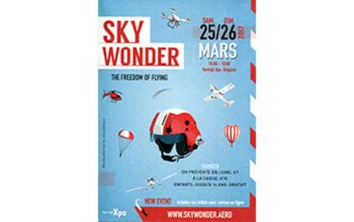 Sky Wonder à Courtrai