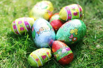 Journée Pâques pour les enfants au club du Chaufour