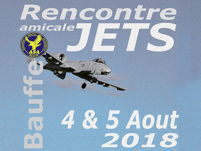 Rencontre Interclub Jets et brocante ASA Bauffe