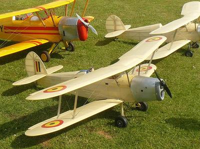 Histoire de l'aviation belge