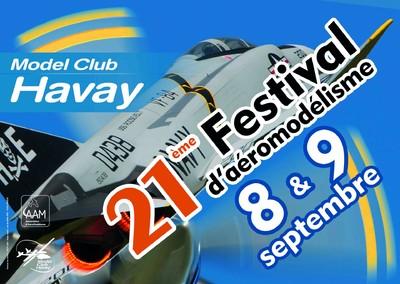21ème festival d'aéromodélisme du MCH