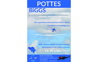 15ème rencontre internationale BIGGS à Pottes