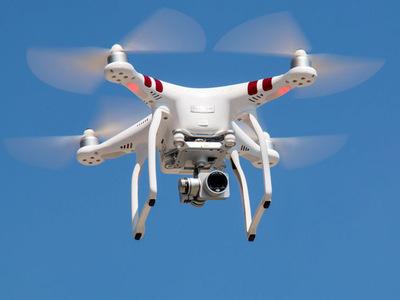 Journé Drone au Model Club du Chaufour