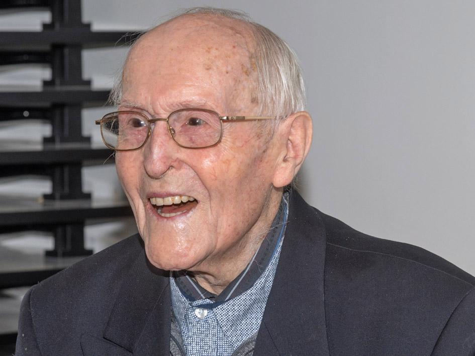 Marcel Losange centenaire!