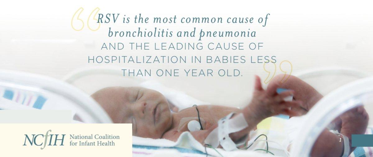 RSV pneumonia bronchiolitis