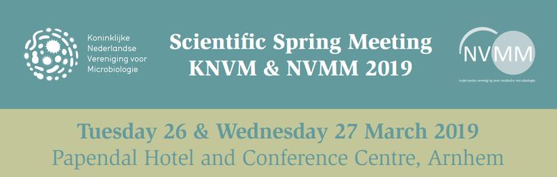 Scientific Spring Meeting KNVM NVMM 2019
