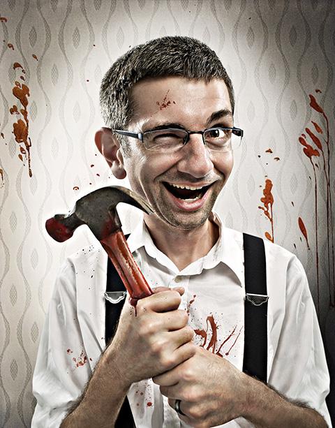 Manipulation photographiques - Serial Killers par Glucône-R