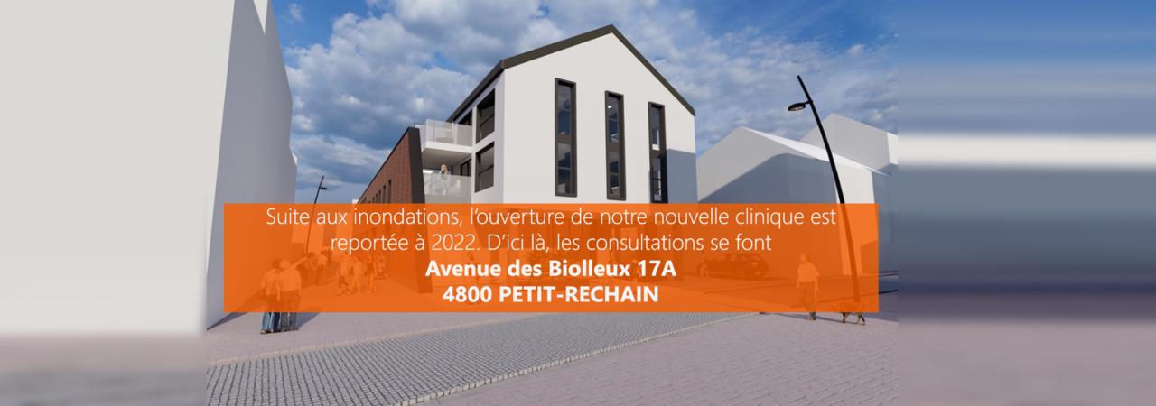 Banner nouvelle clinique