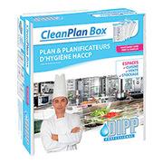 DIPP CLEAN PLAN BOX HACCP