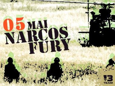 Narcos Fury