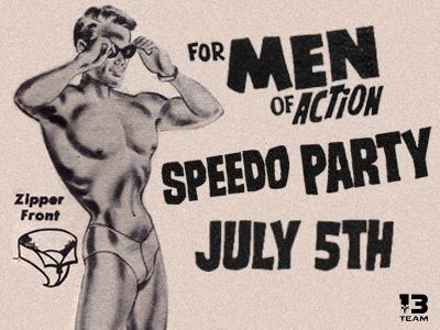 Speedo Party
