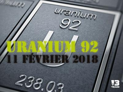 Uranium 92
