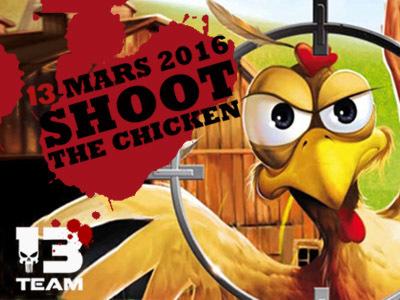 Shoot the chicken