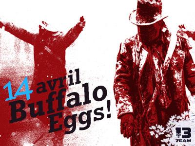 Buffalo Eggs