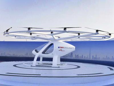 Les taxi-drones, utopie, rêve ou chauchemar en 2030 ?