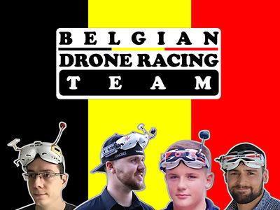 Le premier championnat mondial de courses F3U (Drone) en Chine