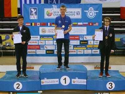 Championnat mondial Indoor 2019